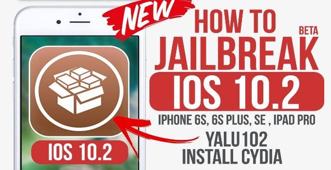 yalu102 10.2 jailbreak
