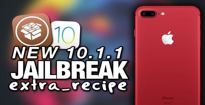 extra_recipe jailbreak