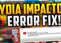 cydia impactor error