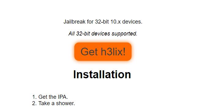 h3lix jailbreak