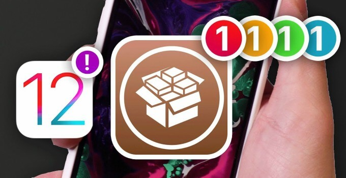iOS 12 Cydia tweaks compatible with rootlessJB [DOWNLOAD]